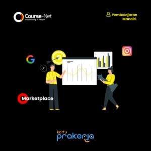 Belajar Teknik Pemasaran Digital melalui Instagram, e-Commerce (Marketplace); Search Engine Marketing (SEM di Google Ads); Search Engine Optimization (SEO for Website) serta Jualan di Situs Web berbasis Shopify bagi Pedagang di Internet (Digital Marketing Specialist)